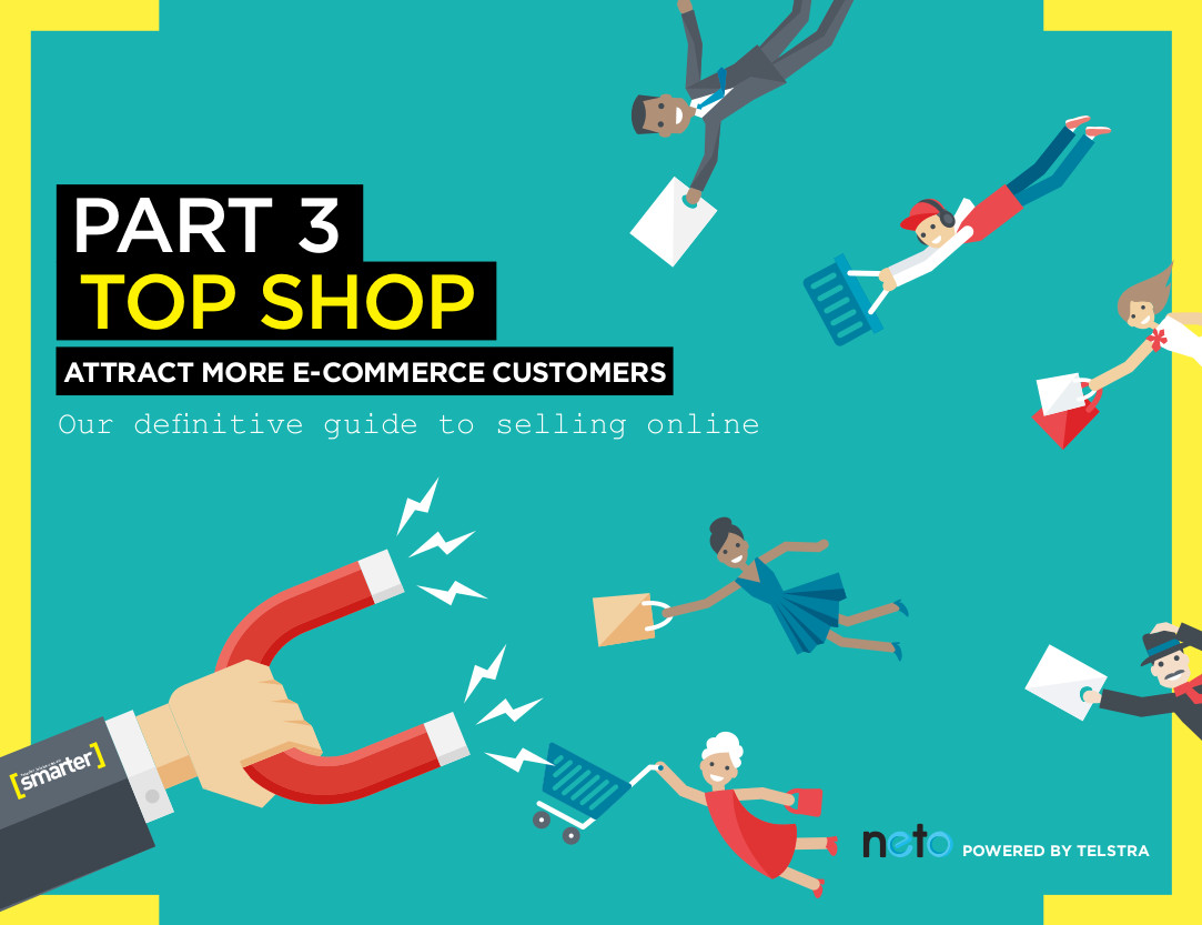 Our Definitive Guide to Selling Online: Part 3 – Top Shop